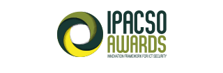 Award logo IPACSO (Innovation Framework for Privacy & Cyber Security Market Opportunities)