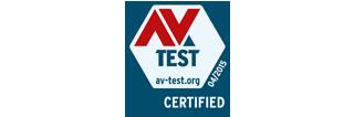 Award Logo AV Test April 2015