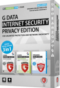 G DATA INTERNET SECURITY PRIVACY EDITION