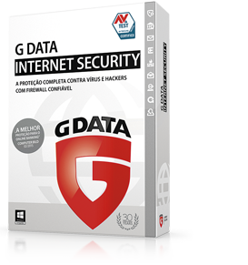 Boxshot G DATA INTERNET SECURITY