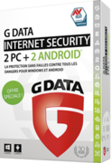 G DATA Internet Security 2 PC + 2 Android