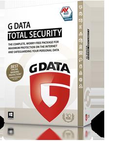 Boxshot G DATA TOTAL SECURITY