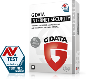GDATA Internet Security – protect your digital live and get yourself a security solution with plenty of extras