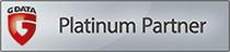 G DATA Platinum Partner Logo