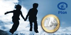 Plan Partnerschaft - 1 Euro für Kinder pro verkauftem Produkt